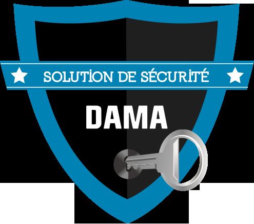 Solution de sécurité DAMA